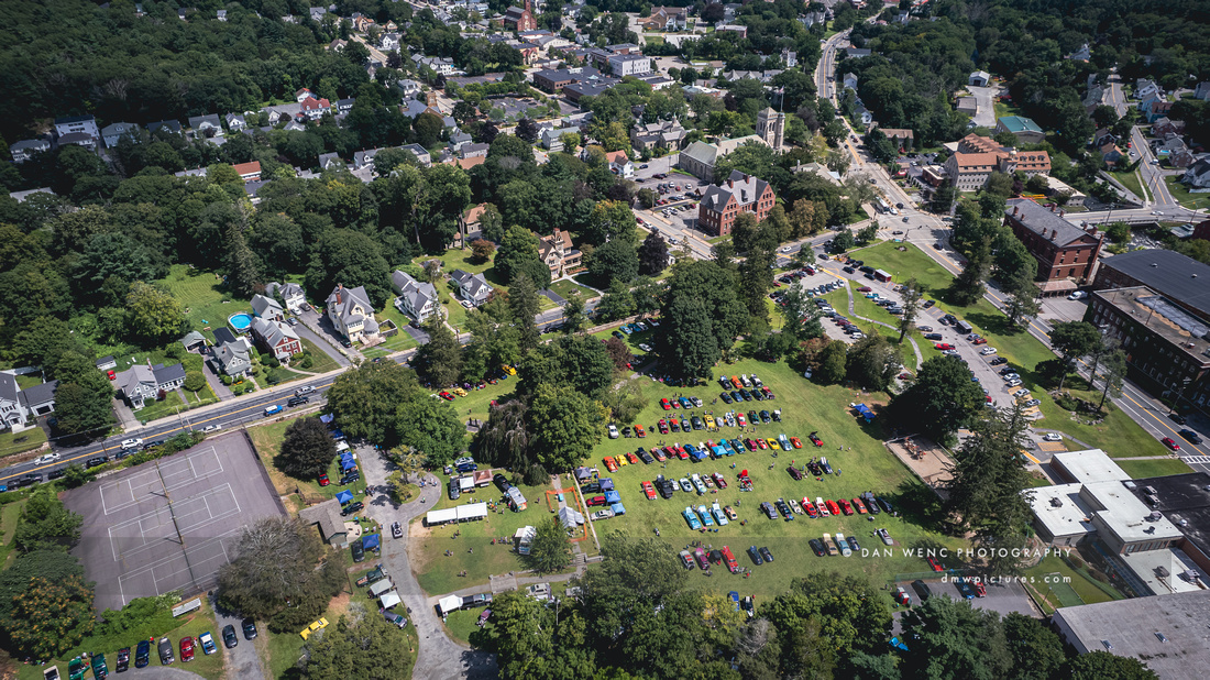 Cars In The Park 2021